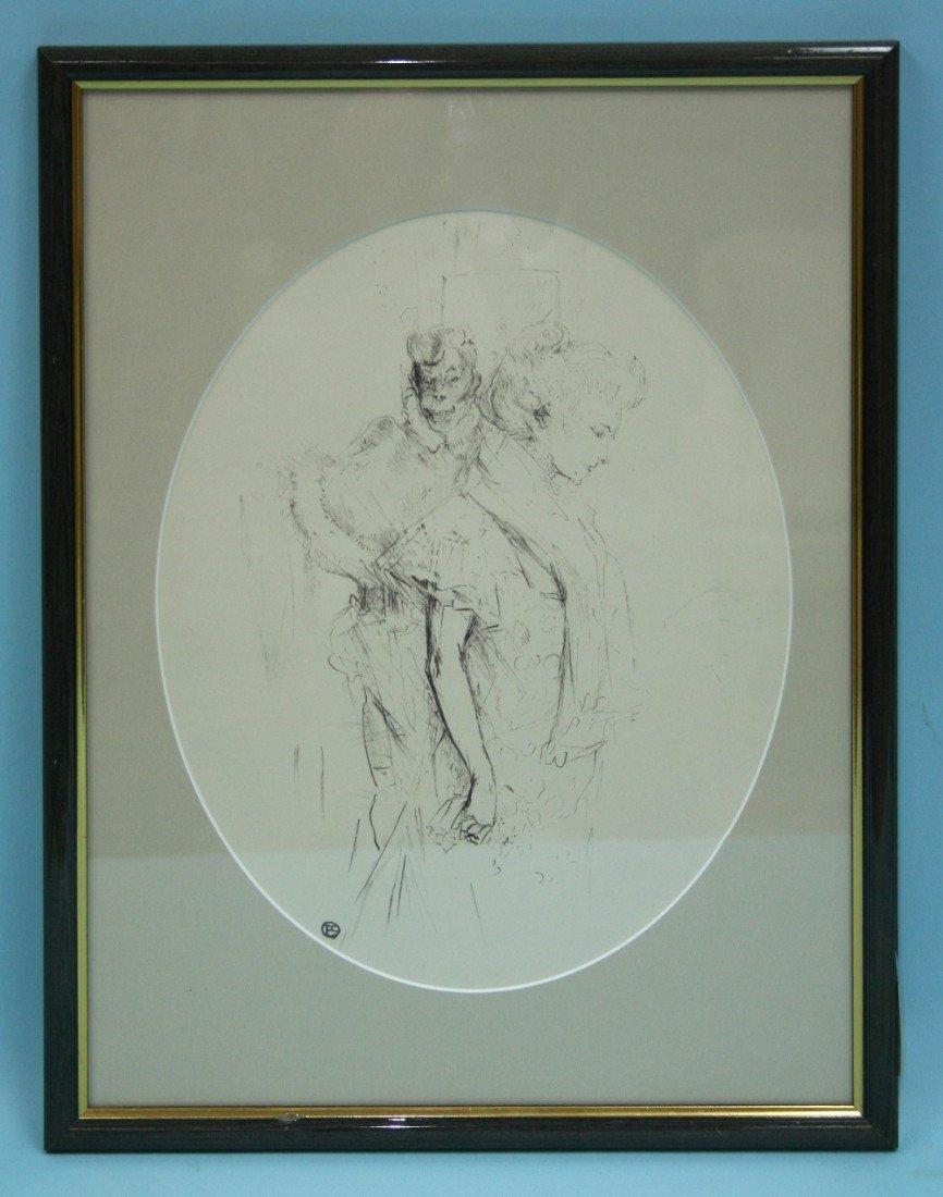 HENRI MARIE RAYMOND DE TOULOUSE-LAUTREC (1684