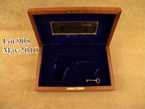 905: The Colt John M. Browning Commemorative Government