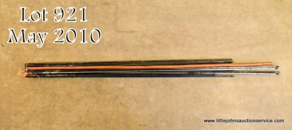 921: Lot of 15 Japanese military bolt-action rifle  cle