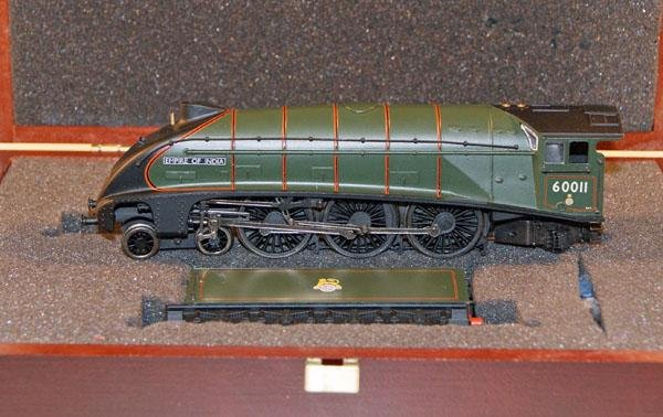 3: Bachmann Limited Edition Empire of India # 96 of 400