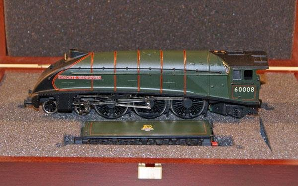 4: Bachmann Limited Edition Dwight D Eisenhower # 466 o