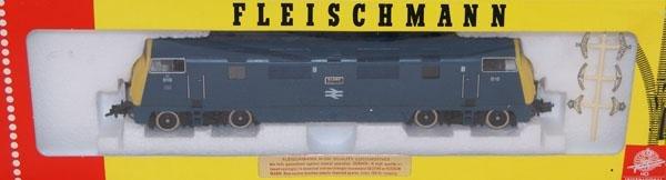 8: Fleischmann # 4246 BR BoBo Diesel 818.  Mint in Near