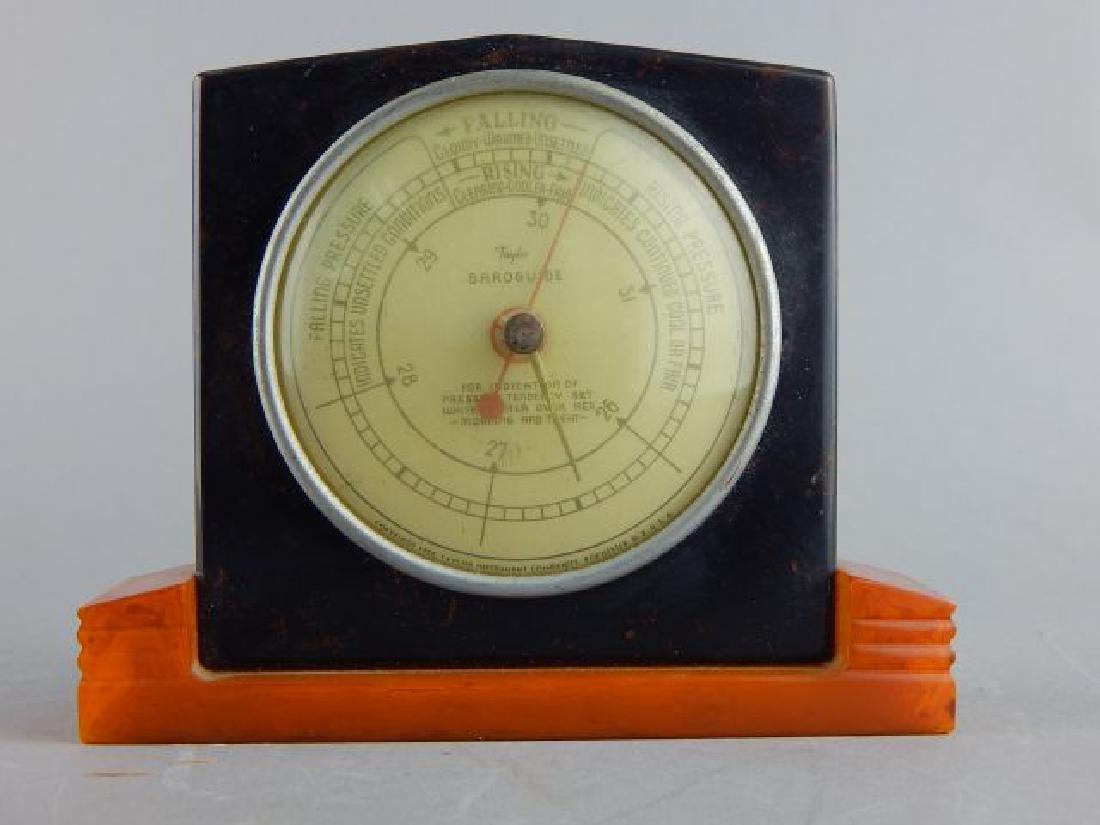 Vintage Bakelite Barometer