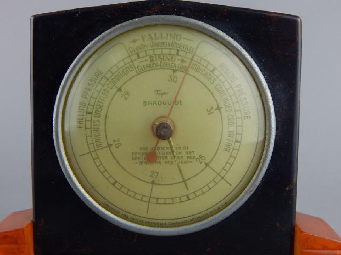 Vintage Bakelite Barometer - 2
