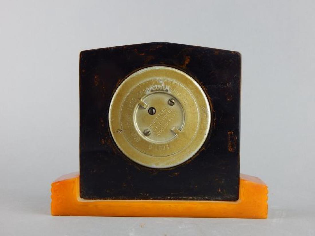 Vintage Bakelite Barometer - 4