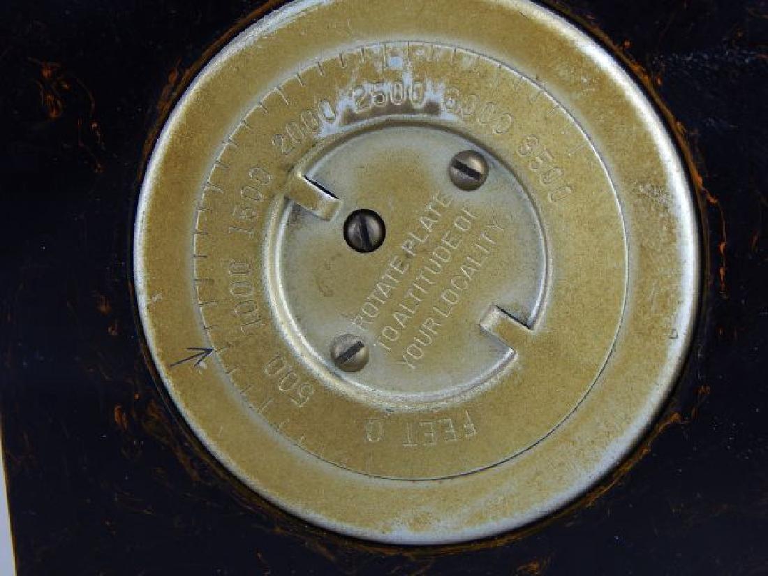 Vintage Bakelite Barometer - 5
