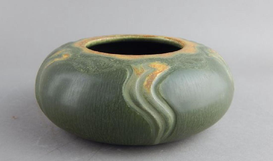 Signed Ephriam Art Pottery Pot Vase