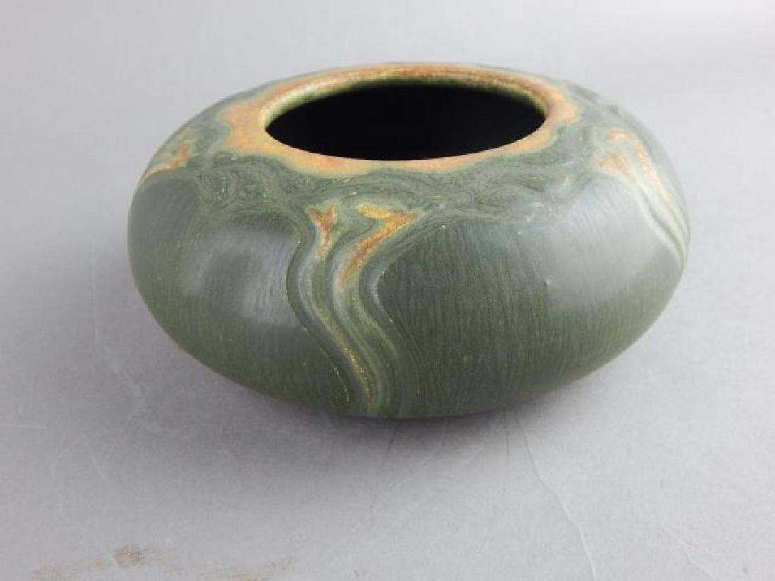 Signed Ephriam Art Pottery Pot Vase - 3