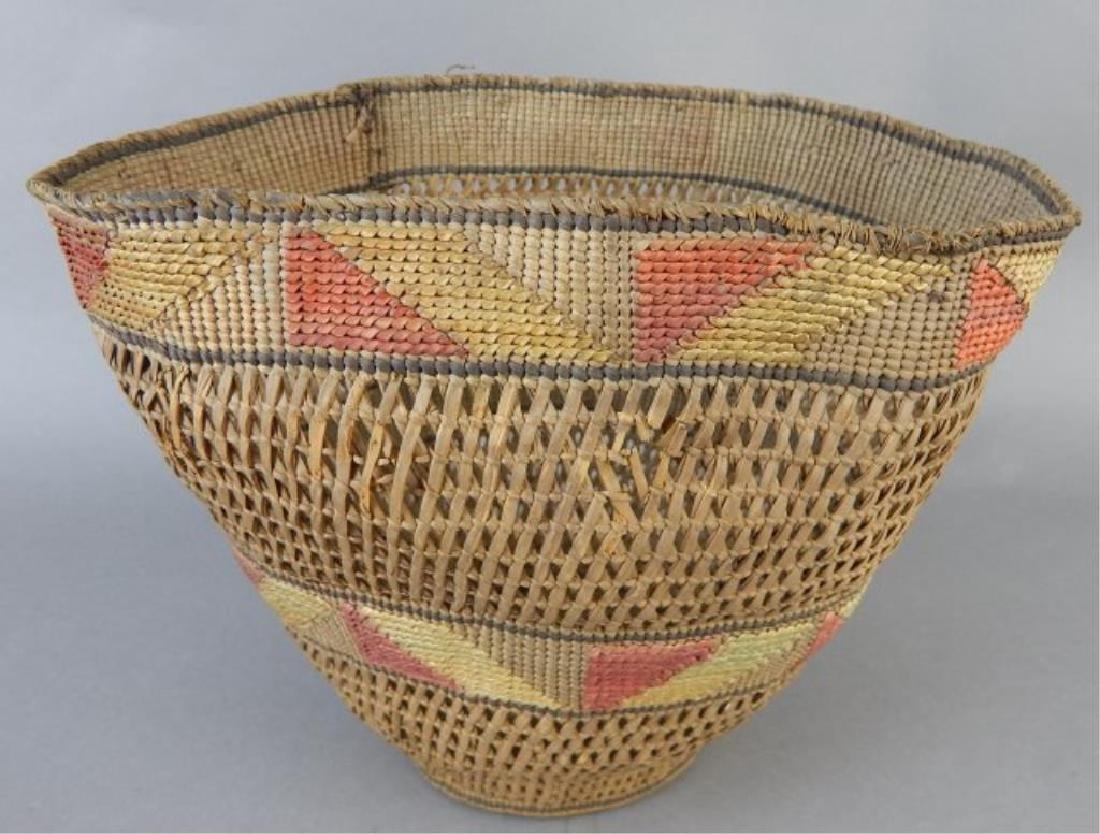Nothern Arizona Indian Basket