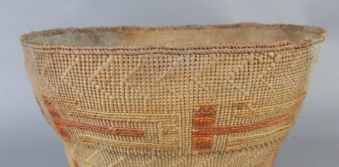 American Indian Basket - 2
