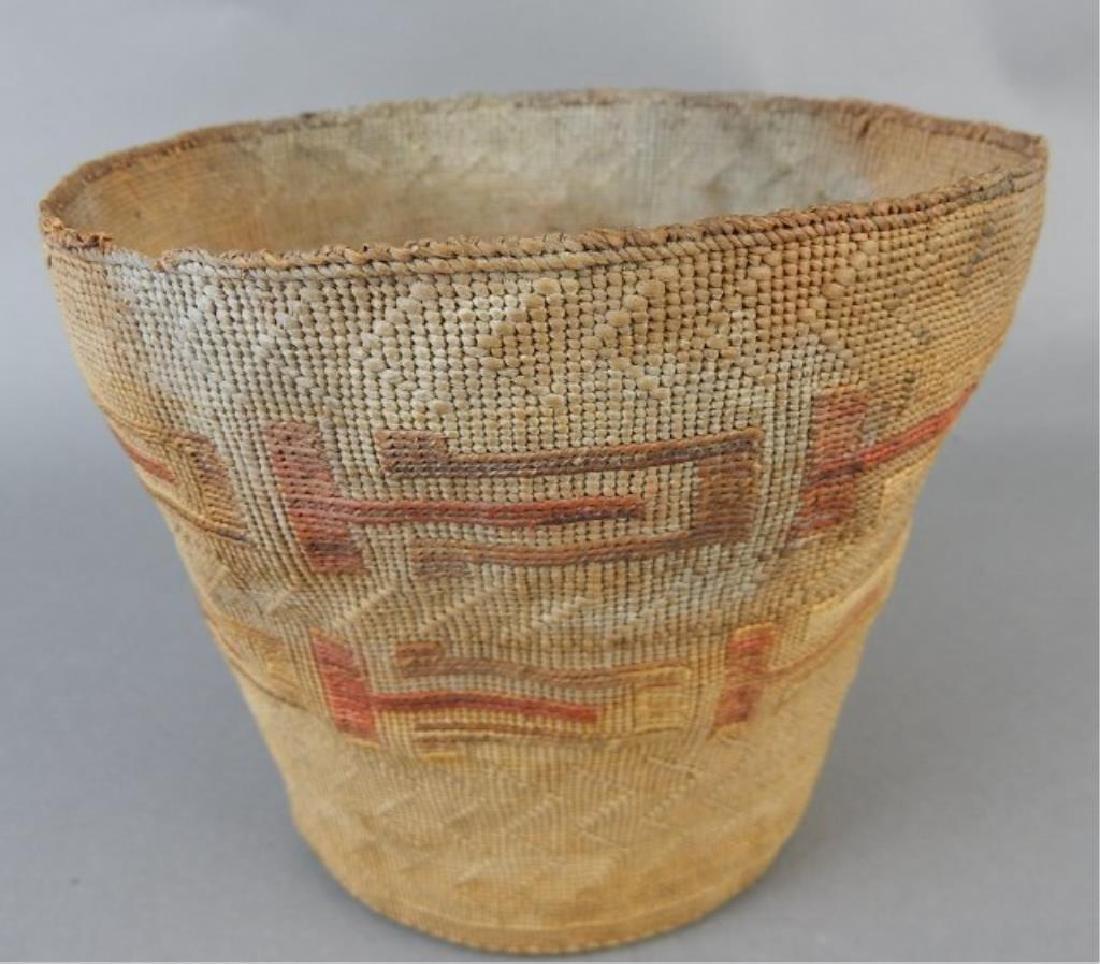 American Indian Basket - 3