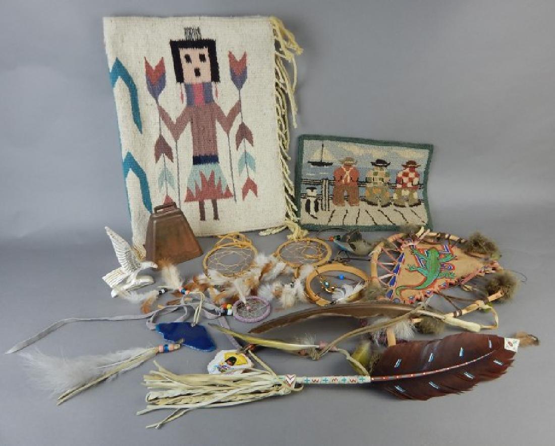 Twelve Indian Decorator Items