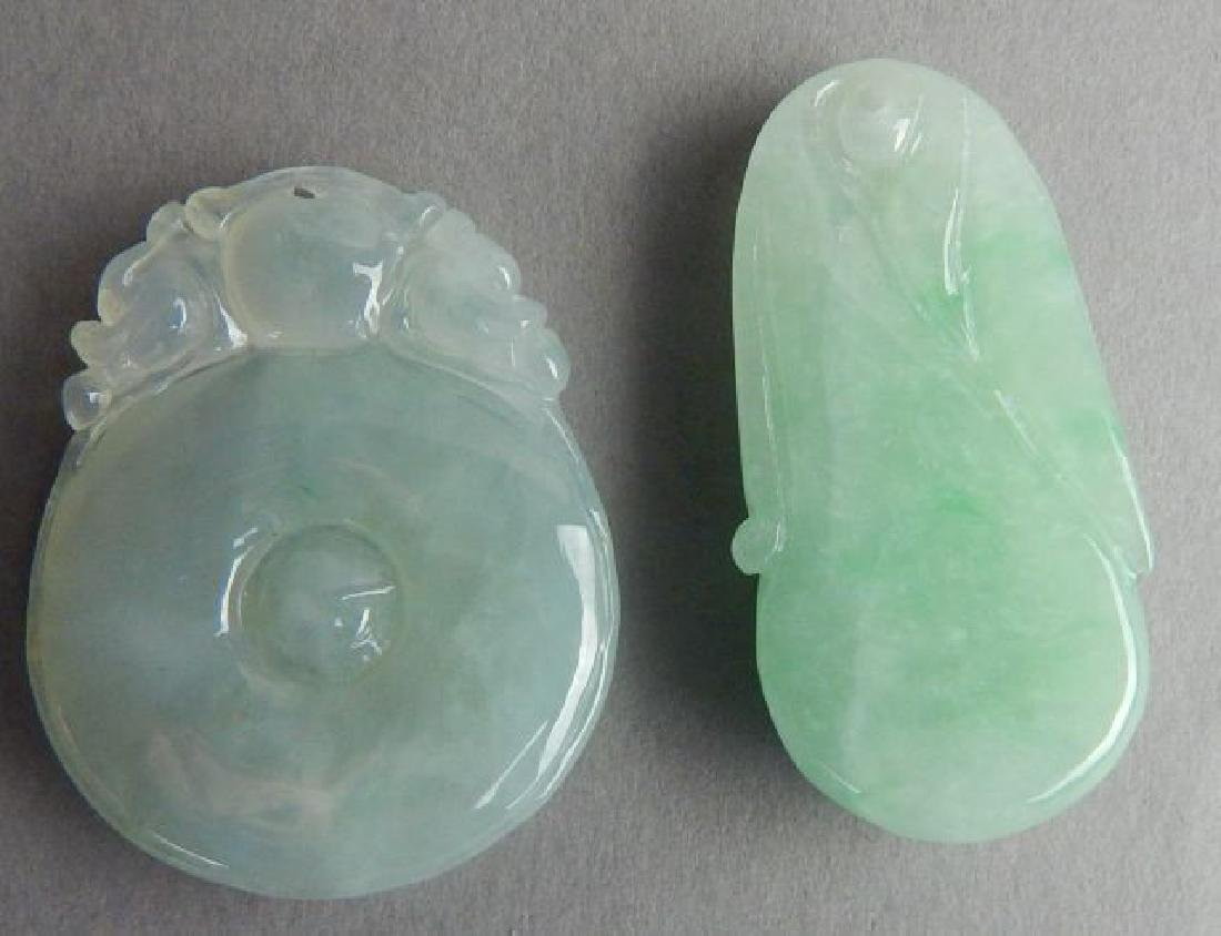 Two Jade Carving s - 2