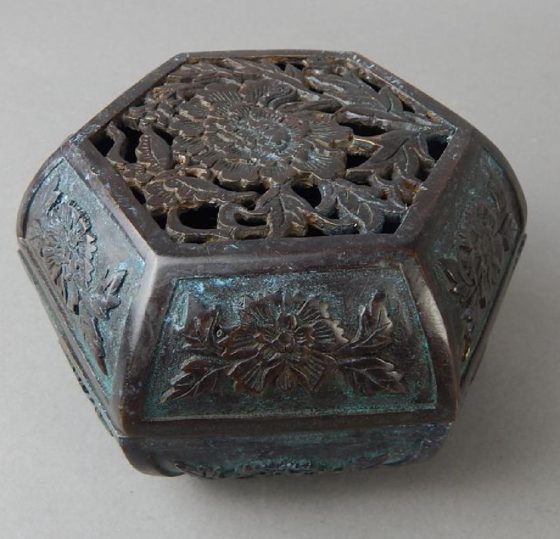 Bronze Incense Burner