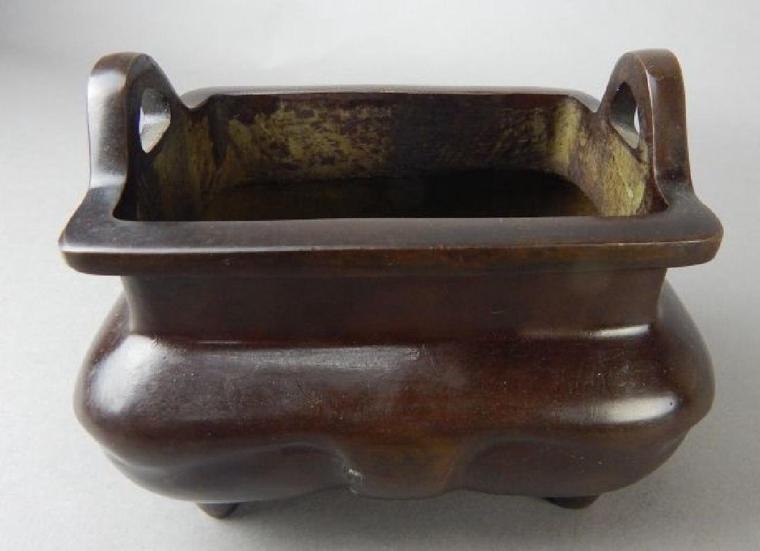 Bronze Incense Censor