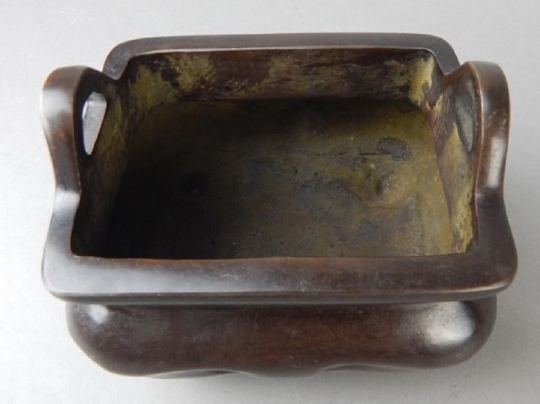 Bronze Incense Censor - 3