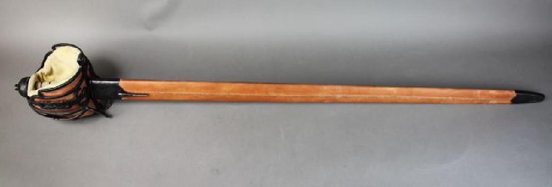 Andrea Ferara Sword with Leather Scabbard - 3