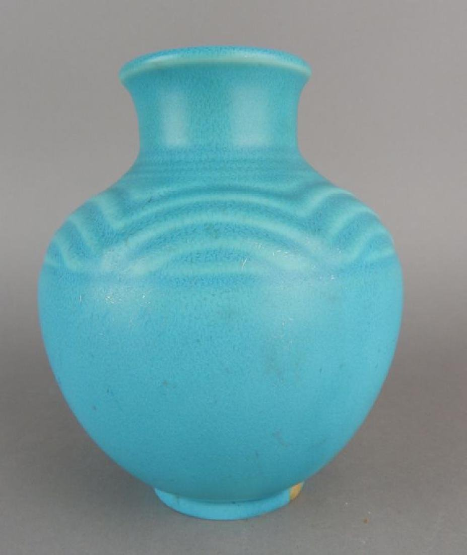 Rookwood 1934 Art Pottery Vase - 2