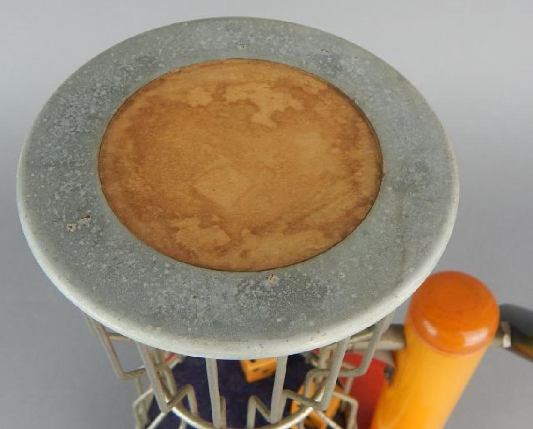 Vintage Bakelite Chuck-A-Luck Game - 3