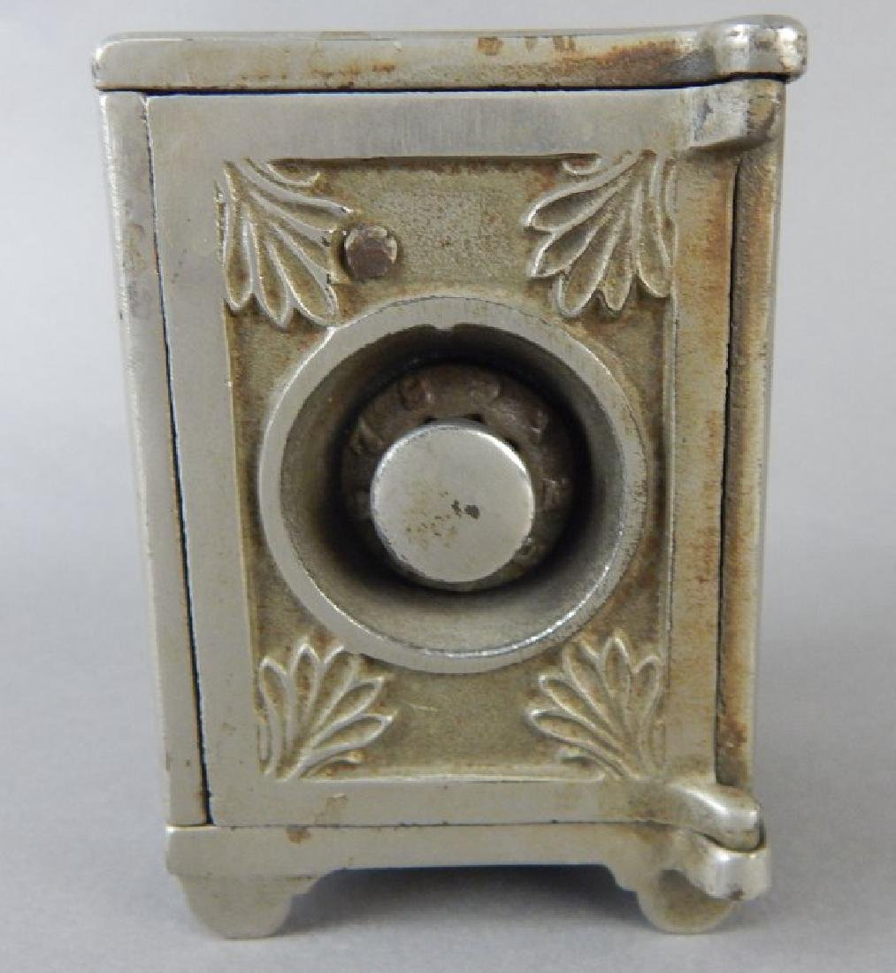 Moon and Stars Cast Iron Bank