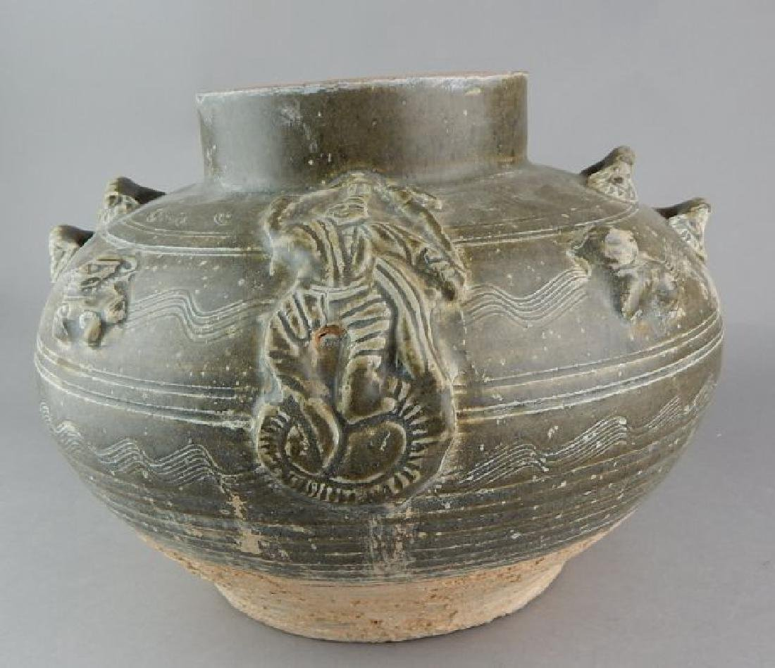 Chinese Clay Bowl