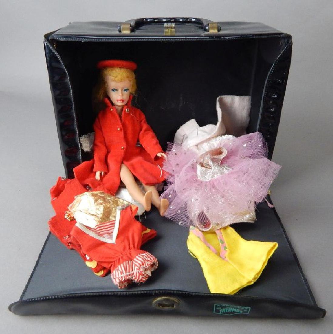 Barbie Dolls and Cases - 2