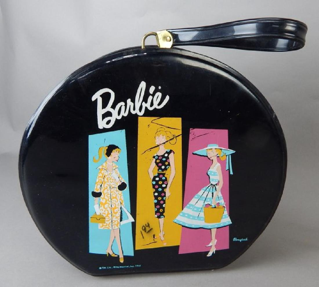 Barbie Dolls and Cases - 5