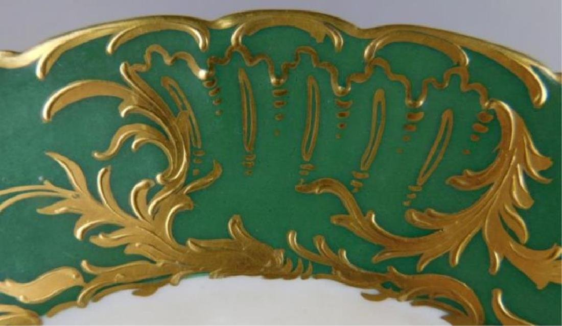 19th Century Royal Vienna Plate - 3