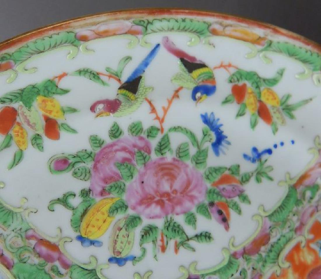 Rose Canton Plate - 2