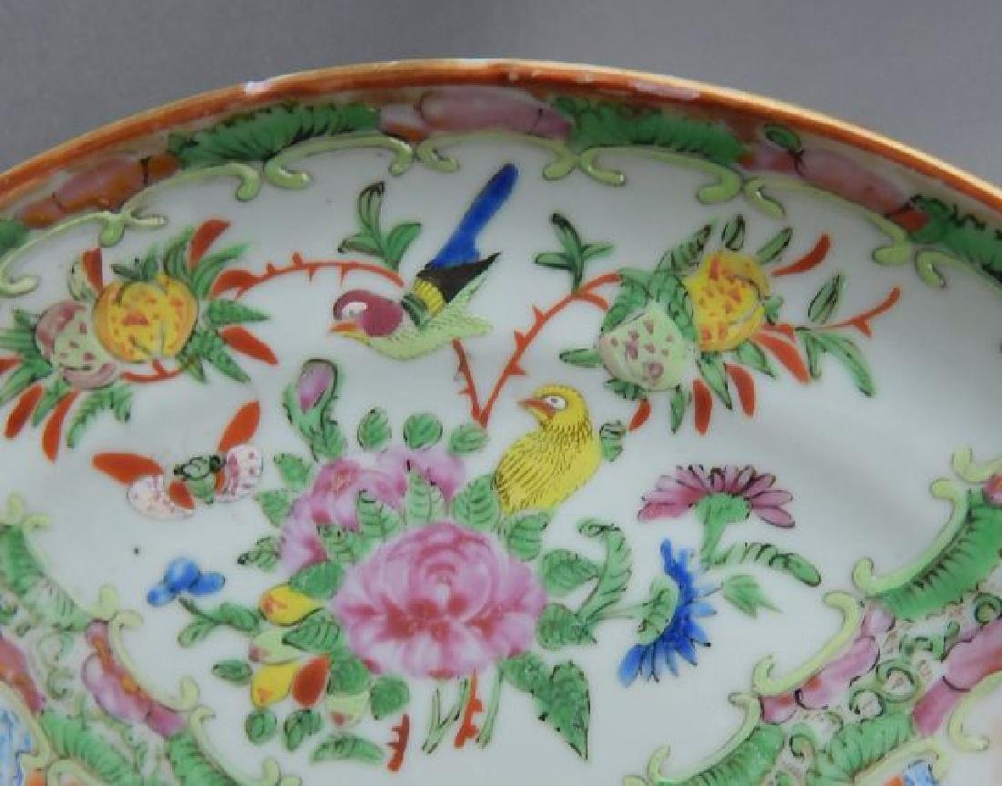 Rose Canton Plate - 3
