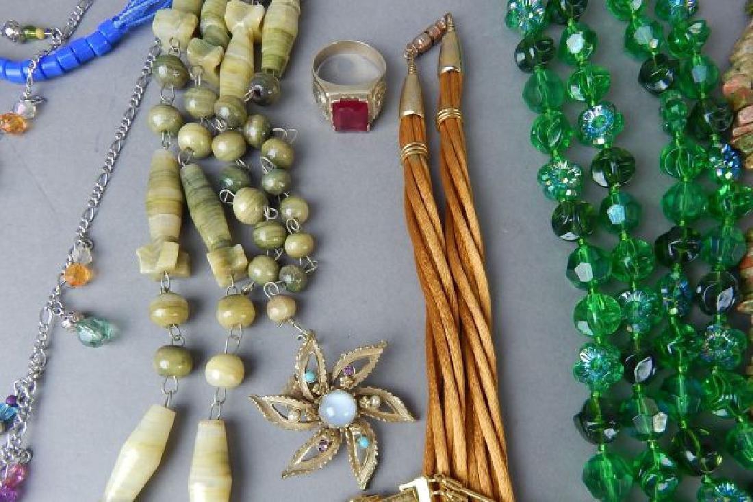 Assortment of 1950's - 1980's Jewelry - 4
