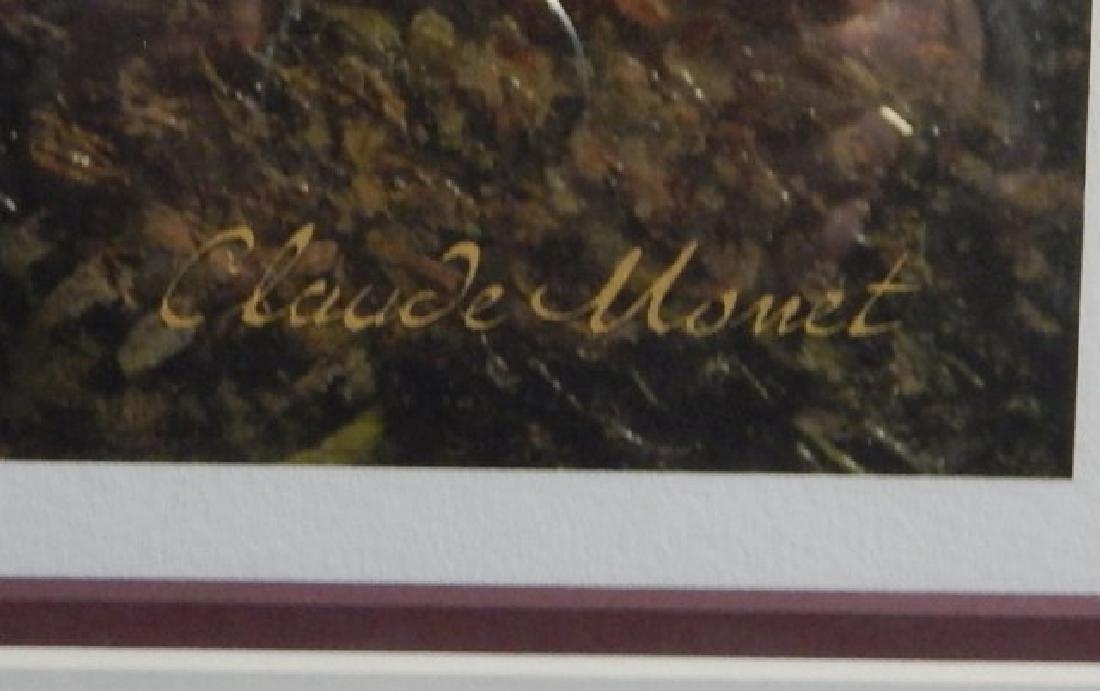 """(372) Claude Monet """" Windmill"""" - 2"""