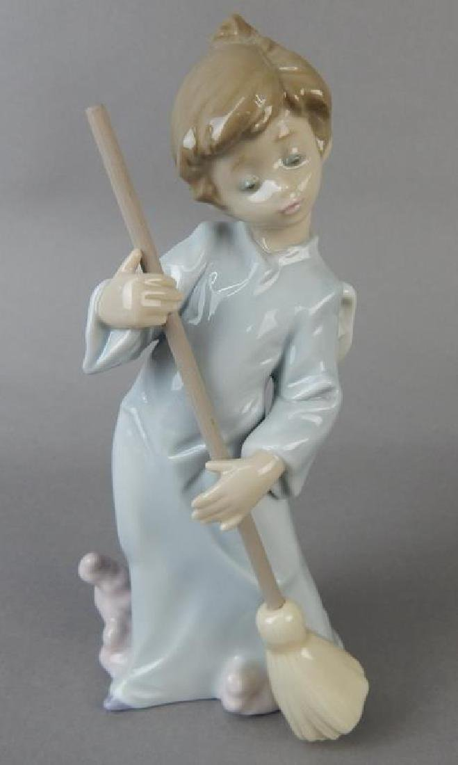 Lladro and Royal Doulton Figurines - 2