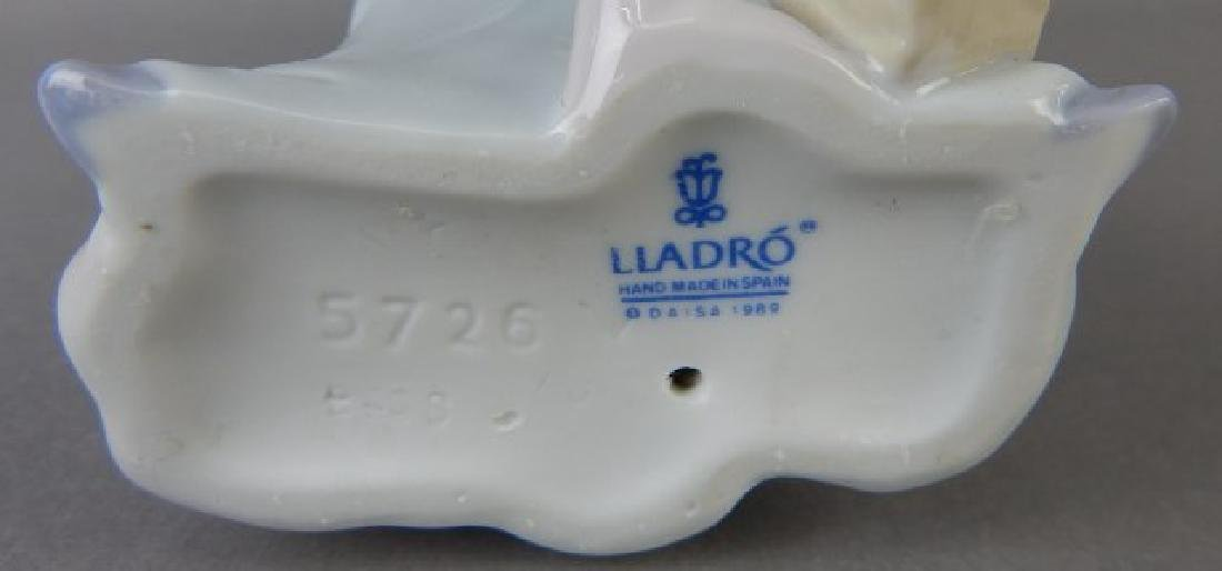 Lladro and Royal Doulton Figurines - 4
