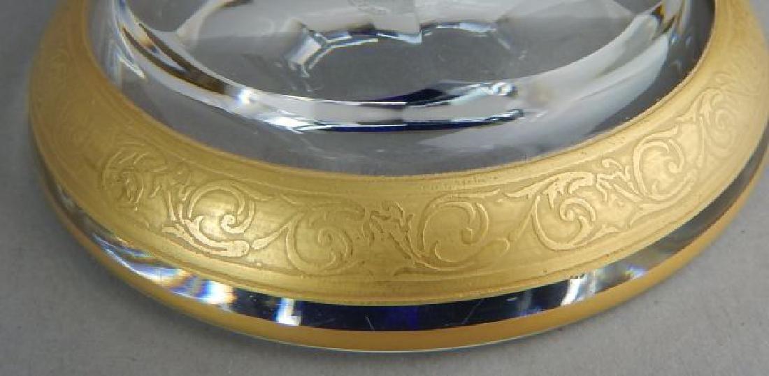 Saint Louis France Crystal Vase - 3