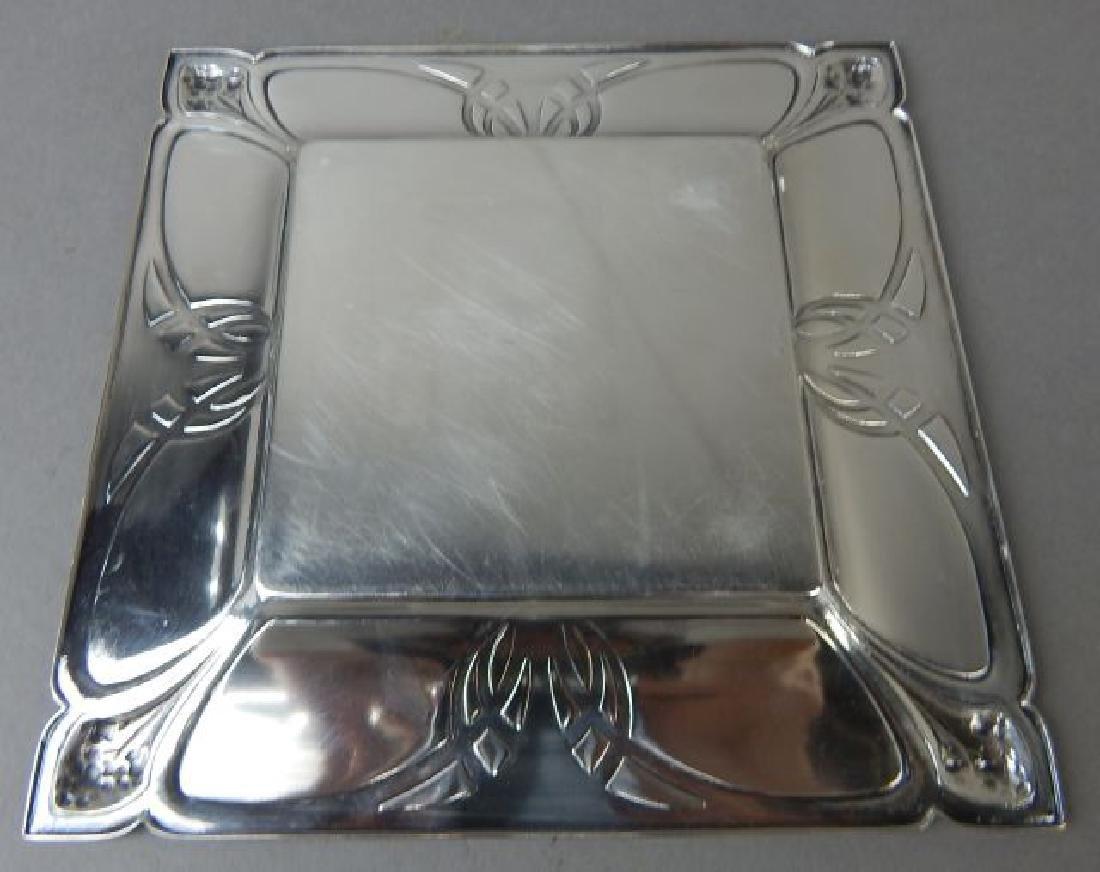 Art Deco English Butter Dish - 4