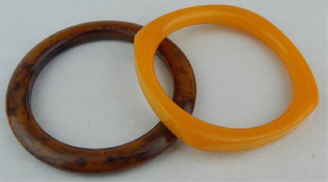 Vintage Bakelite Bracelets - 3