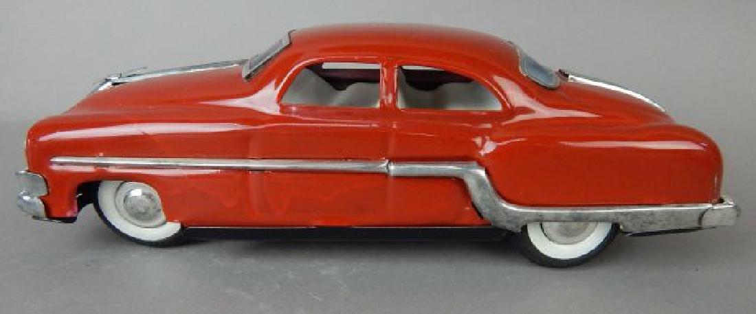Three Tin Automobiles - 3