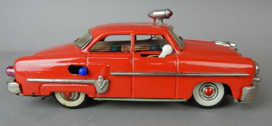 Three Tin Automobiles - 5