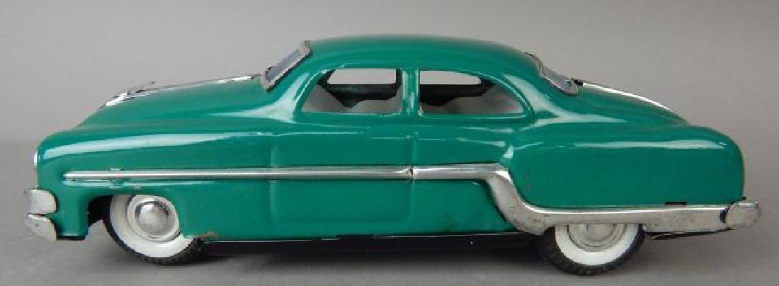 Three Tin Automobiles - 7