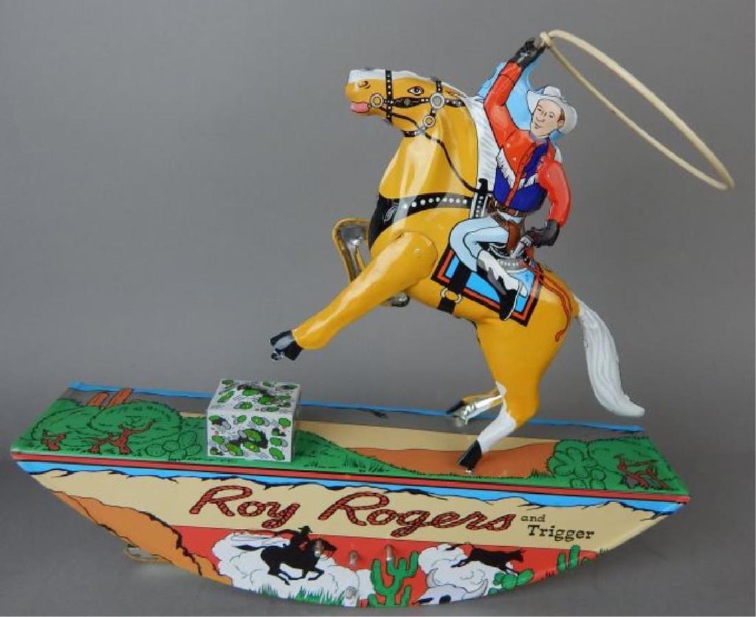 Roy Rogers, Elephant, Ferris Wheel, Slugger Toys - 2