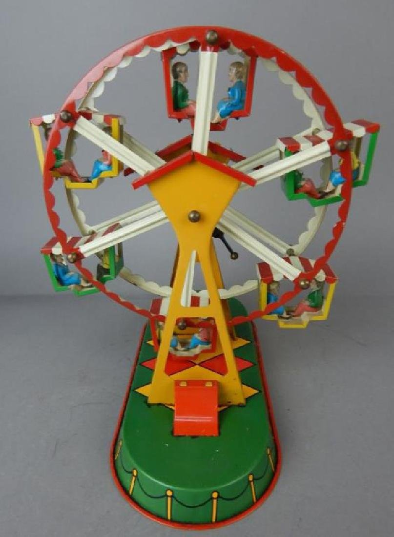 Roy Rogers, Elephant, Ferris Wheel, Slugger Toys - 5