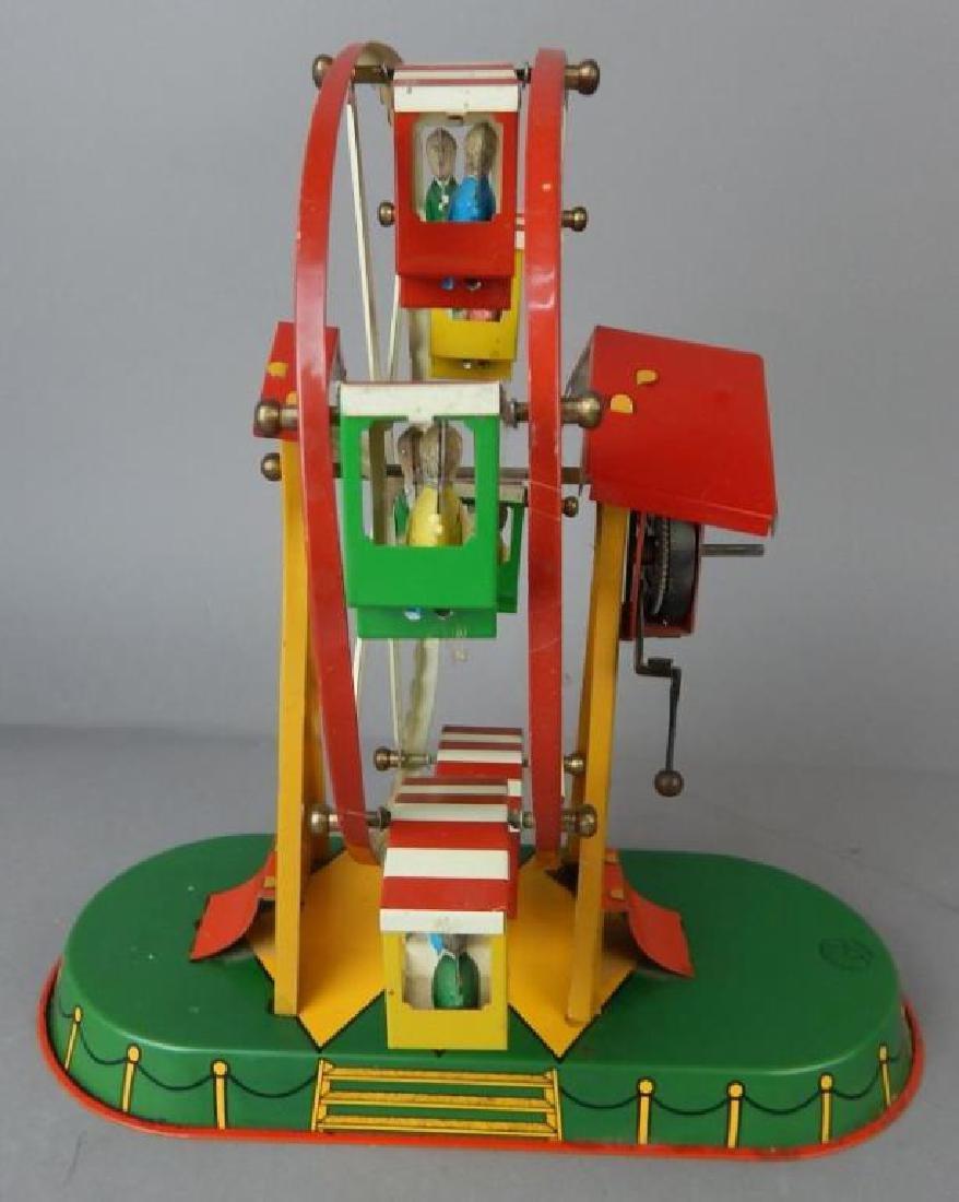 Roy Rogers, Elephant, Ferris Wheel, Slugger Toys - 6