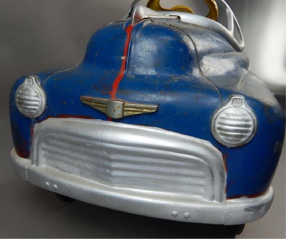 Blue Comet V 12 Super Drive Pedal Car - 3