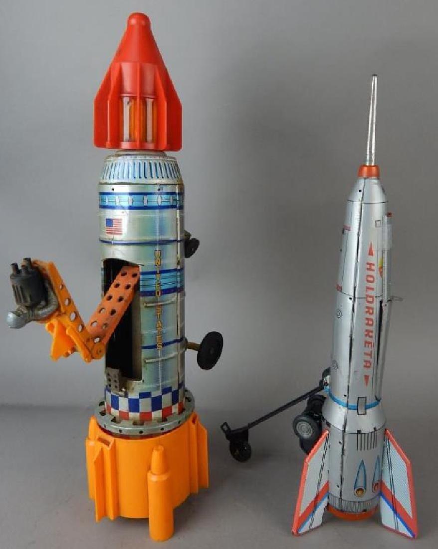Tin KY and Holdraketa Rockets