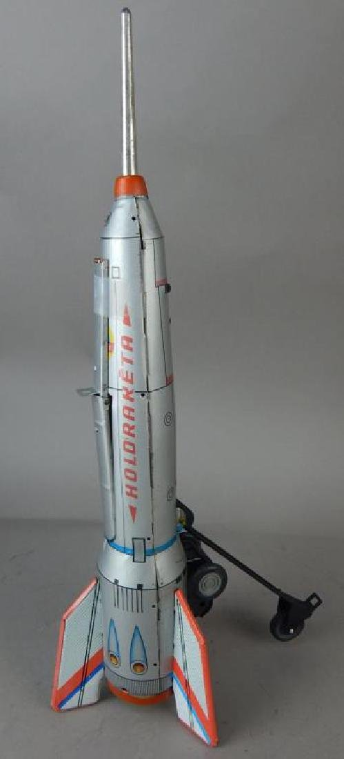 Tin KY and Holdraketa Rockets - 5