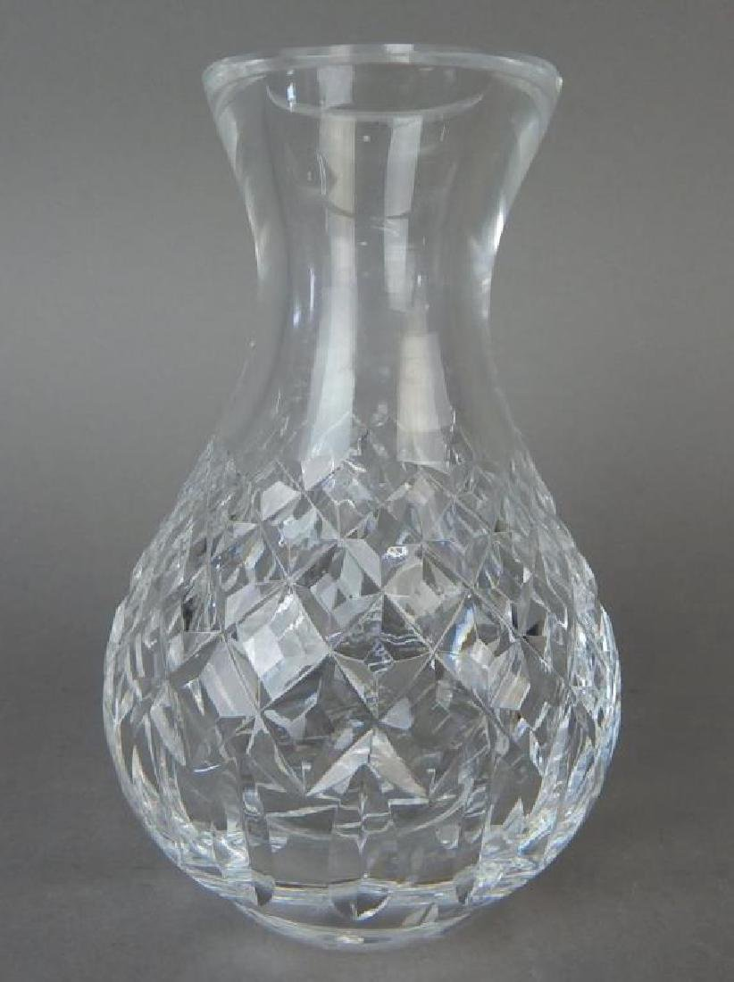 Waterfor Signed Vase