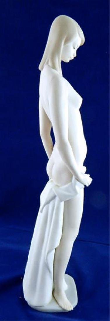 Italian Porcelain Tall Nude Girl - 5