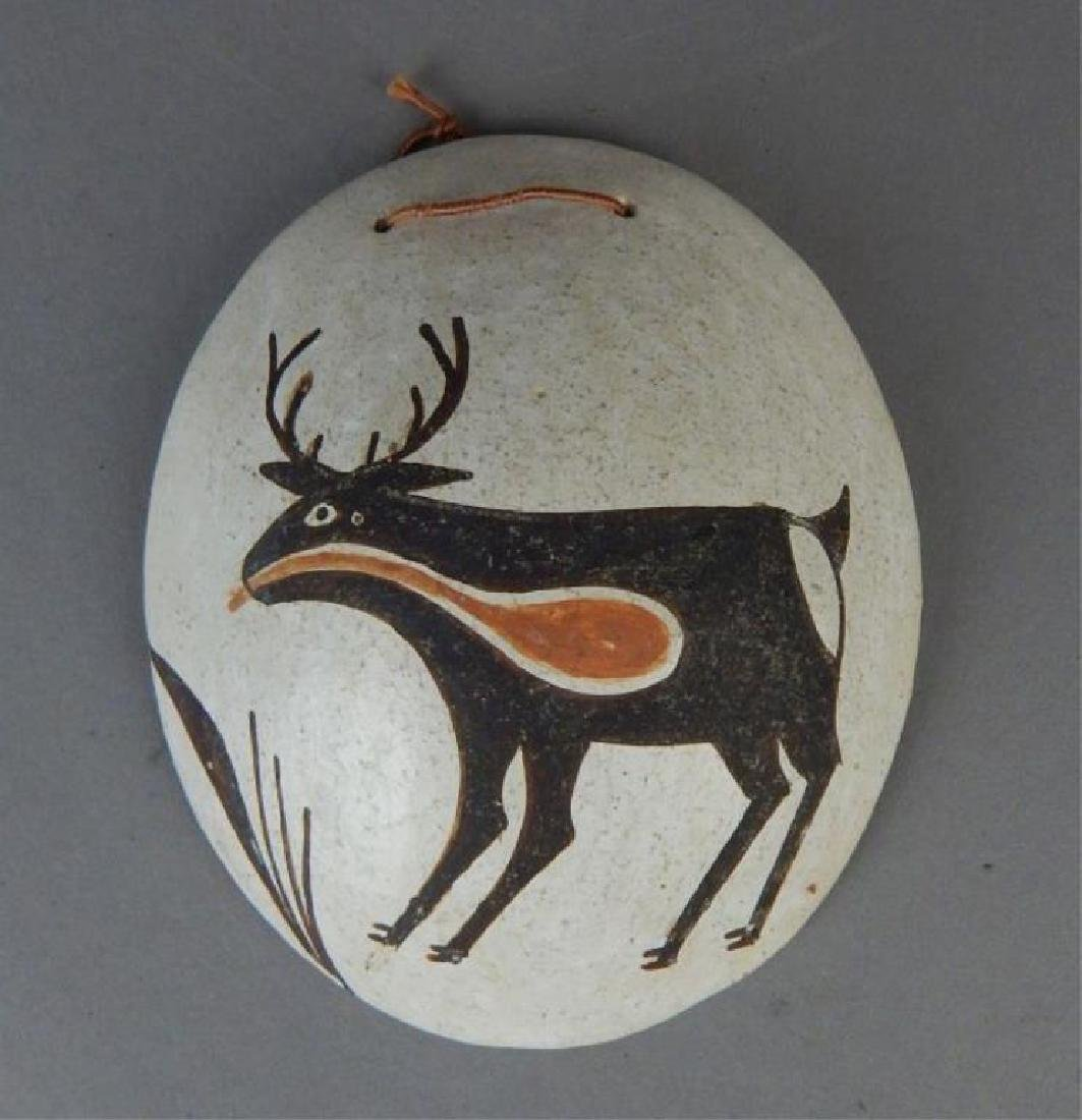 Alcoma Hanging Pottery Plaque