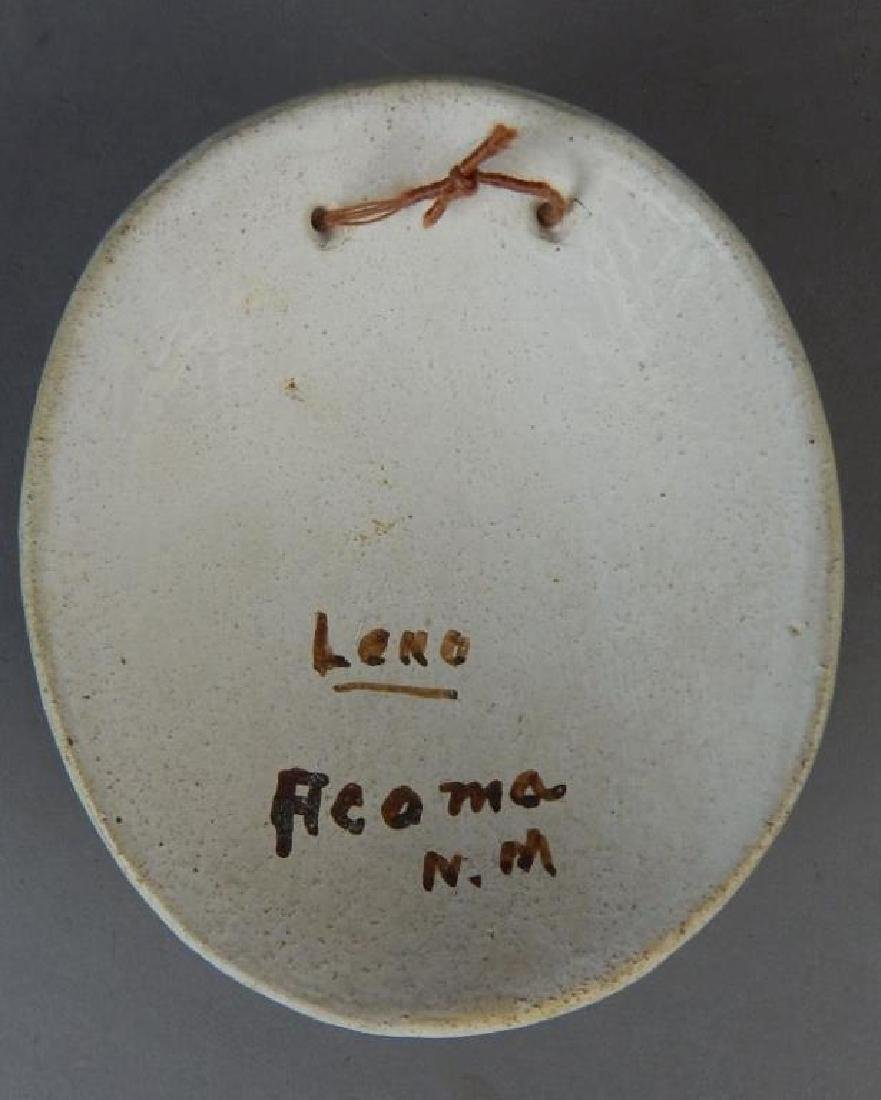 Alcoma Hanging Pottery Plaque - 2